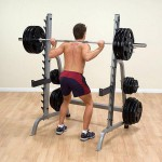Multi Press Rack Sentadillas Body Solid